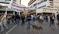 Yunanistan'da Irkçılık Protesto Edildi