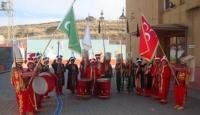 Minik Çelebiler Erzurum'da