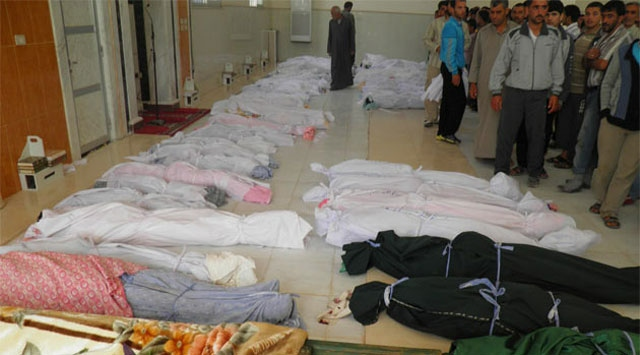 Esed Katliamı: 50 Çocuk Öldürüldü