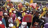 Fas'ta Yönetim Karşıtı Gösteri