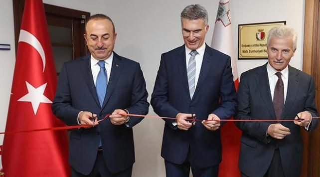Maltanın Ankara Büyükelçiliği açıldı