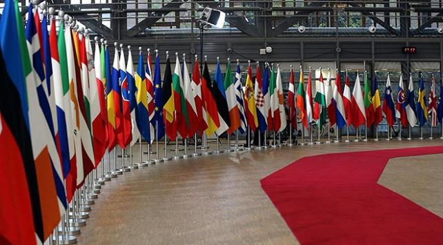 Avrupa Birliği Liderler Zirvesi başladı