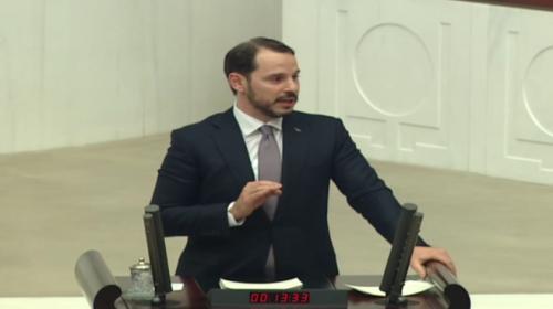"""""""Yıl sonu itibariyle yeni sondaj gemimizle Akdeniz ve Karadenizde kuyuları kazacağız"""""""