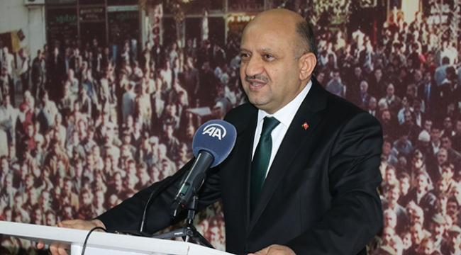 Başbakan Yardımcısı Işık: Terör örgütü kıpırdayamaz hale geldi