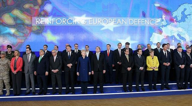 Avrupa Birliği Liderleri: Kudüste iki devletli çözüme bağlılığımız sürecek