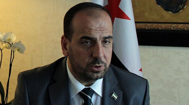 Müzakere Yüksek Komitesi Başkanı Hariri: Cenevre süreci büyük tehlikede