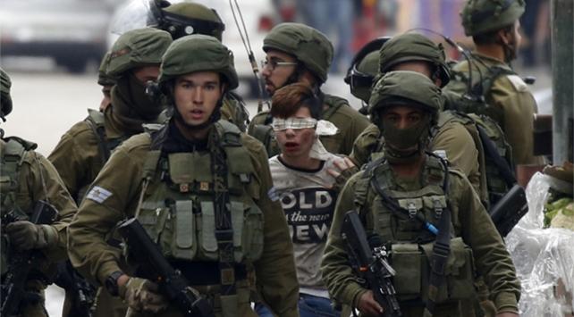 İsrail polisinin zulmüne en çok çocuklar maruz kalıyor
