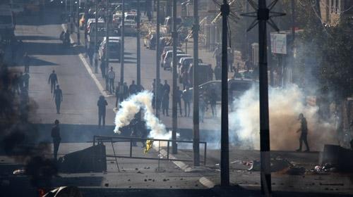 Kudüs için ikinci Öfke Cuması