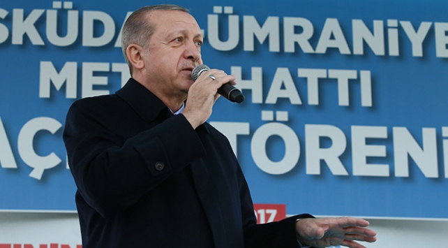 Erdoğan: Türkiye, Irak'taki Mücadelesinden Asla Vazgeçmeyecektir
