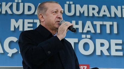 Cumhurbaşkanı Erdoğan: Kudüs onurumuz, izzetimiz ve kırmızı çizgimizdir