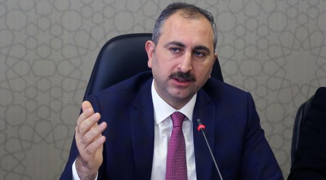 Adalet Bakanı Gül'den ABD'deki Ambargo davasına tepki