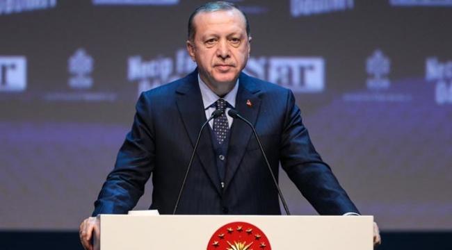 Cumhurbaşkanı Erdoğan: Kudüs giderse Medineyi koruyamayız