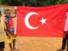 Türkiye'den 170 ülkeye 21 milyar dolarlık kalkınma yardımı