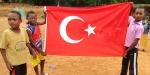 Türkiyeden 170 ülkeye 21 milyar dolarlık kalkınma yardımı