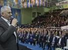 Başbakan Yıldırım: Kudüs'ü İsrail'e vermek ABD'nin hakkı da haddi de değil