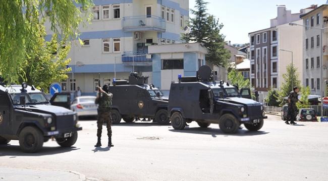Tuncelide 30 alan özel güvenlik bölgesi ilan edildi