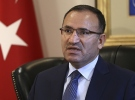 Başbakan Yardımcısı Bekir Bozdağ'dan Yılmaz ailesine taziye mesajı