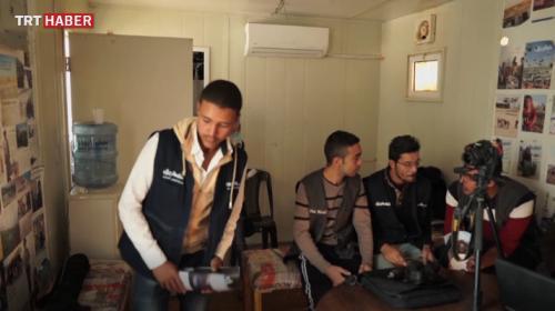 Zaatari Mülteci Kampı