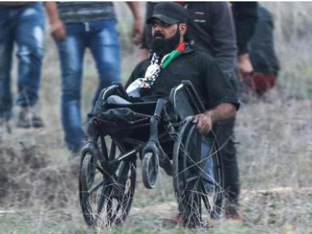 Filistinli şehidin son sözleri: Bu toprak bizim, teslim etmeyeceğiz