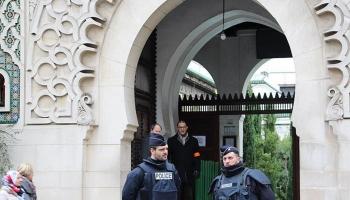 Fransada bir cami geçici olarak kapatıldı