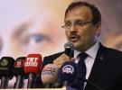 Başbakan Yardımcısı Hakan Çavuşoğlu: Kudüs konusunda bizim sinir uçlarımıza dokunuyorlar