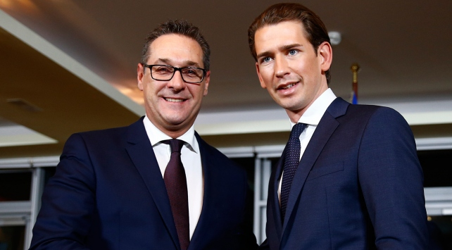 Avusturyada koalisyon görüşmelerinde uzlaşı sağlandı