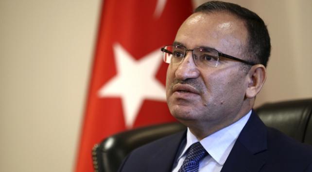 Başbakan Yardımcısı Bekir Bozdağdan, gazeteci Mehmet Acete başsağlığı
