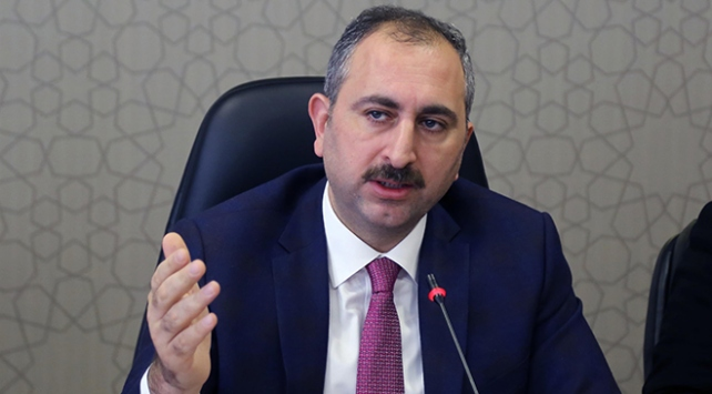 Adalet Bakanı Abdulhamit Gül: Hainler için bugün hesap vaktidir