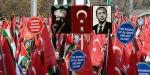 Ankarada STKlardan Kudüs mitingi