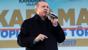 Cumhurbaşkanı Recep Tayyip Erdoğan: Sınırlarımızın dibinde terör yuvaları kurulmasına izin vermeyeceğiz