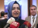 Aile ve Sosyal Politikalar Bakanı Fatma Betül Sayan Kaya: Bağımsız Filistin Devleti talebimizden asla vazgeçmeyeceğiz