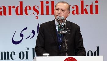 Cumhurbaşkanı Recep Tayyip Erdoğan: Coğrafyamızda ekilmeye çalışan fitne tohumları asla boy vermeyecektir