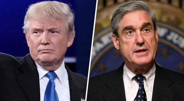 Trump, Rusya soruşturmasını yürüten Muellerin görevine son verecek iddiası