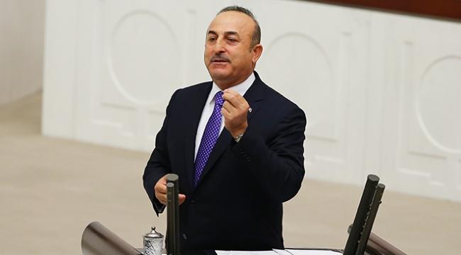 Dışişleri Bakanı Mevlüt Çavuşoğlu: Türkiyenin aldığı karar uluslararası hukuka uygundur