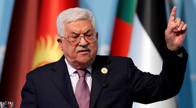 İran Cumhurbaşkanı Ruhani, Filistin Devlet Başkanı Abbası İrana davet etti