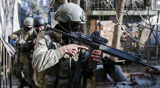 Son bir haftada 28 terörist etkisiz hale getirildi