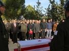 1964'te katledilen Kıbrıs şehidi için cenaze töreni düzenlendi