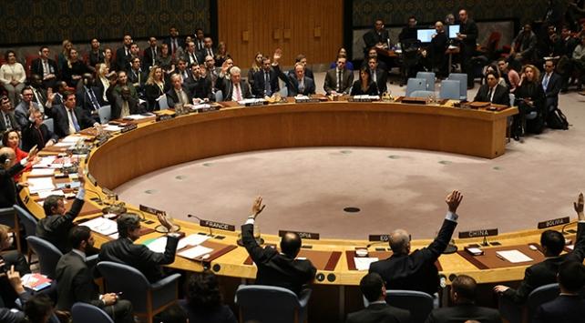 ABDnin veto ettiği Kudüs tasarısı reddedildi