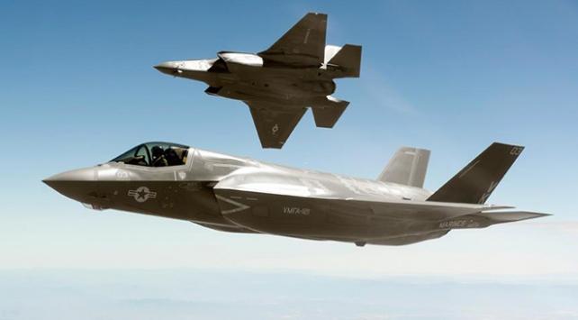 ABD, balistik füzeleri F-35 ile takip edecek