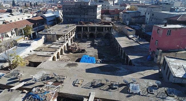 Tarihi Mecidiye Hanı Sahaflar Çarşısına dönüştürülecek
