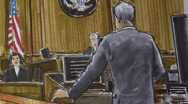 ABDdeki ambargo davasında karar günü
