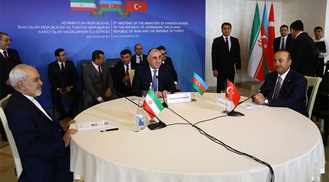 Azerbaycan ve İran Kudüs konusunda Türkiye ile hemfikir