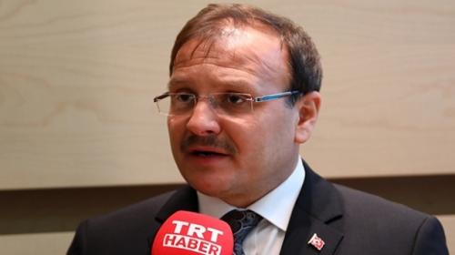 Başbakan Yardımcısı Çavuşoğlu: ABD'nin kararını kabul etmek mümkün değil