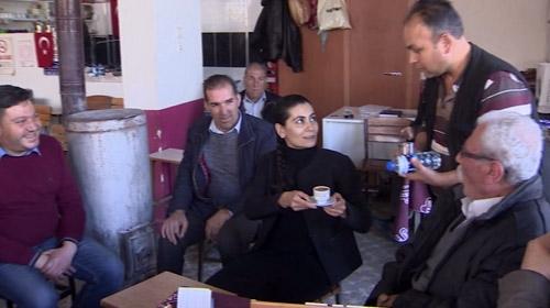 Karacasu'nun sıra dışı kadın kaymakamı
