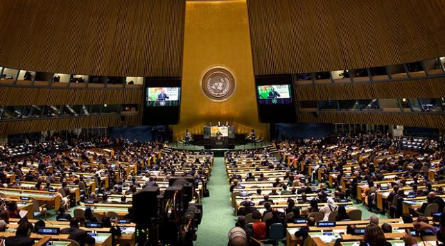 Kudüs tasarısı ABDnin tehditlerine rağmen BMde kabul edildi