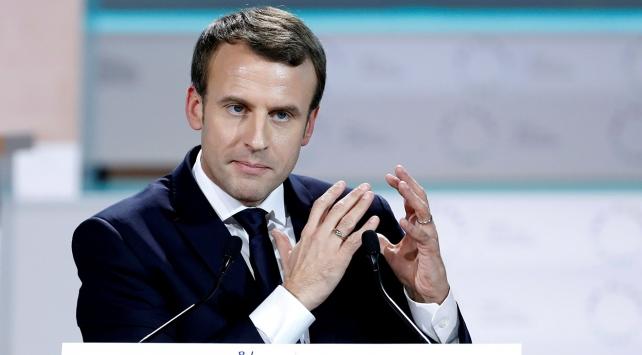 Emmanuel Macron: NATOnun beyin ölümü gerçekleşti