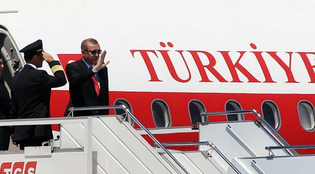 Cumhurbaşkanı Erdoğandan 3 ülkeye ziyaret