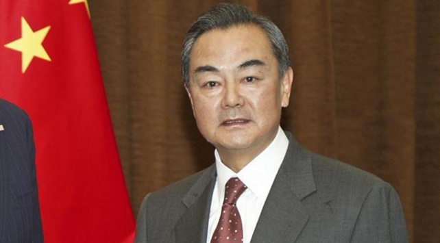 Çinden bağımsız Filistine destek