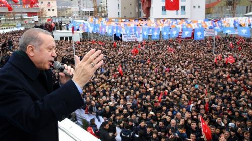 Cumhurbaşkanı Recep Tayyip Erdoğan: Bahardan itibaren yaylalara çıkış yasağını kaldırıyoruz