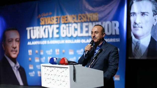 Dışişleri Bakanı Mevlüt Çavuşoğlu: Biz oyumuzu ve onurumuzu satmayız